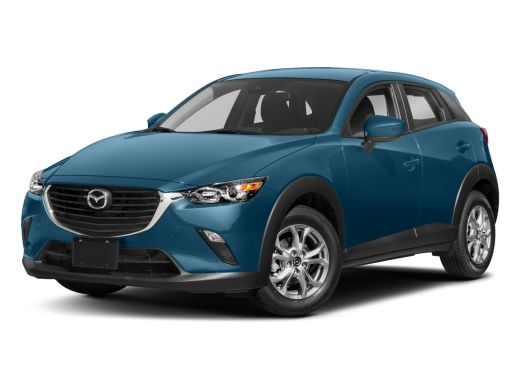 Mazda CX-3 2018 4-door SUV