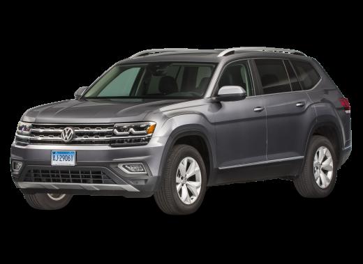 2018 Volkswagen Atlas Road Test - Consumer Reports