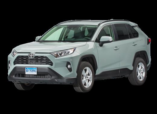 2019 Toyota Rav4 Road Test Consumer Reports