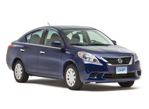 2019 Nissan Versa Road Test Consumer Reports