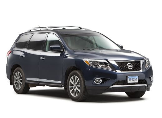 Nissan Pathfinder 2018 4-door SUV