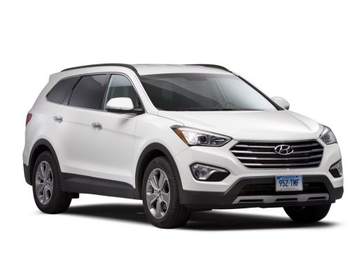 2018 hyundai santa fe reviews ratings prices consumer reports. Black Bedroom Furniture Sets. Home Design Ideas
