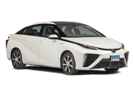 2019 Toyota Mirai Reviews, Ratings, Prices - Consumer Reports
