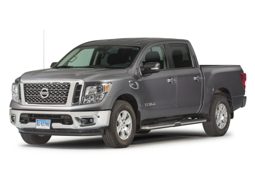 2018 nissan titan reviews ratings prices consumer reports. Black Bedroom Furniture Sets. Home Design Ideas