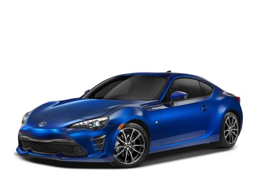 Toyota 86 2018 coupe