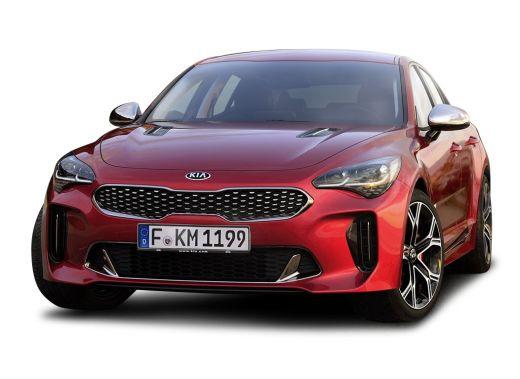 2018 Kia Stinger Reliability Consumer Reports