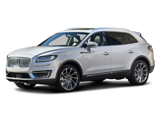 Lincoln Nautilus 2019 4-door SUV