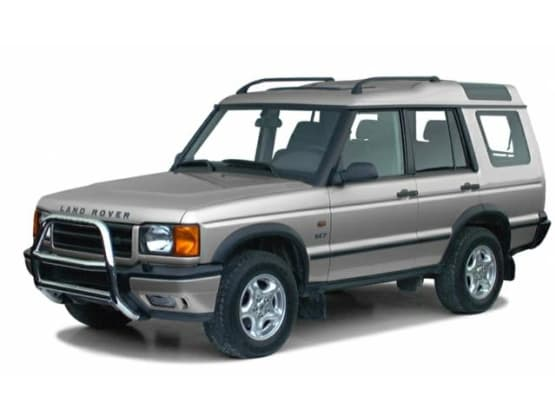 Land Rover Discovery Consumer Reports