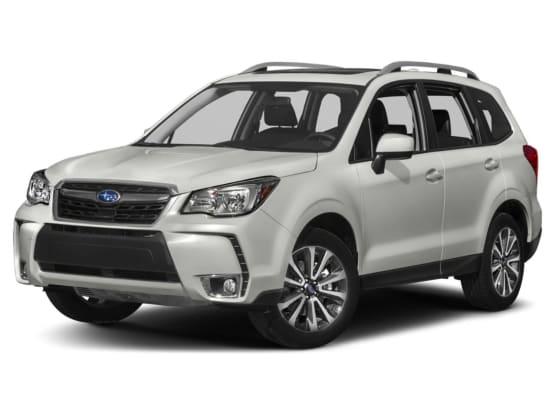 Subaru Forester - Consumer Reports