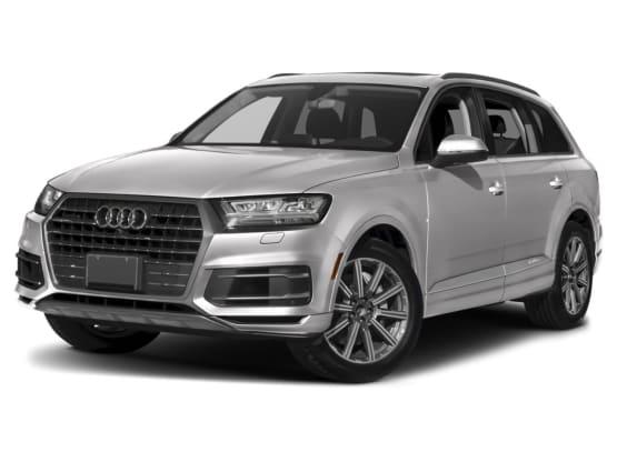 Audi Q7 2019 4 Door Suv