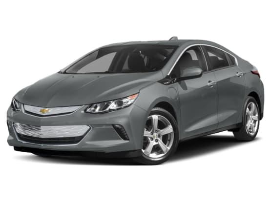 Chevrolet Volt 2019 4 Door Hatchback