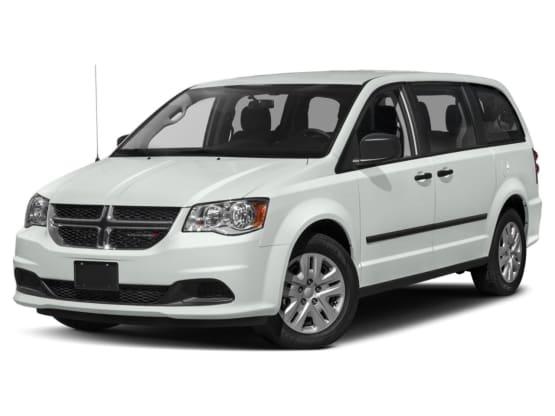 Dodge Grand Caravan 2019 Minivan Extended
