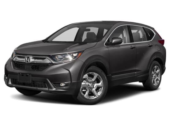 Honda Cr V 2019 4 Door Suv