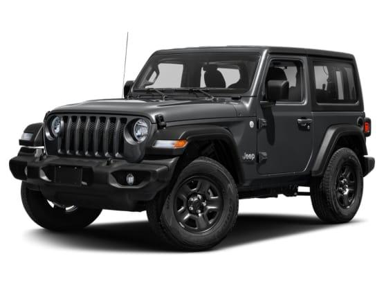 Jeep Wrangler 2019 4 Door Suv