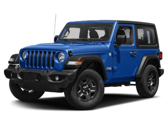 Jeep Wrangler - Consumer Reports