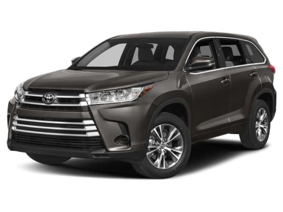 Toyota Highlander 2019 4 Door Suv