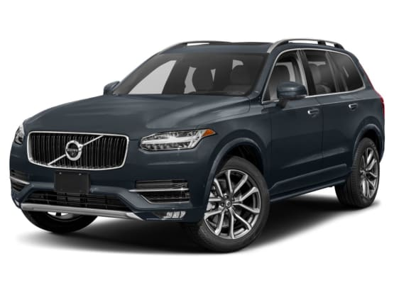 Volvo Xc90 2019 4 Door Suv