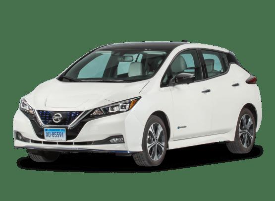 ЛУЧШИЙ ЭЛЕКТРОМОБИЛЬ 2020 - Nissan Leaf