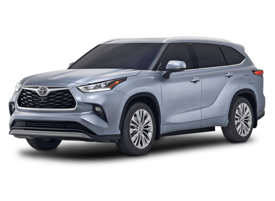 Toyota Highlander 2020 4 Door Suv