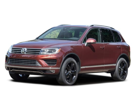 Volkswagen Touareg - Consumer Reports