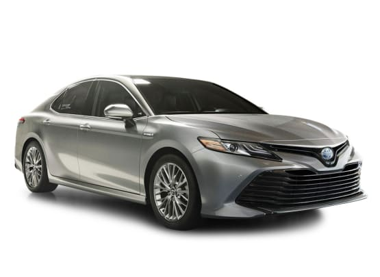 Toyota Camry - Consumer Reports