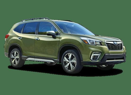Subaru Forester 2019 4 Door Suv