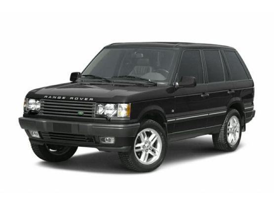 Land Rover Range 2002