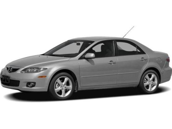 Marvelous Mazda 6 2008