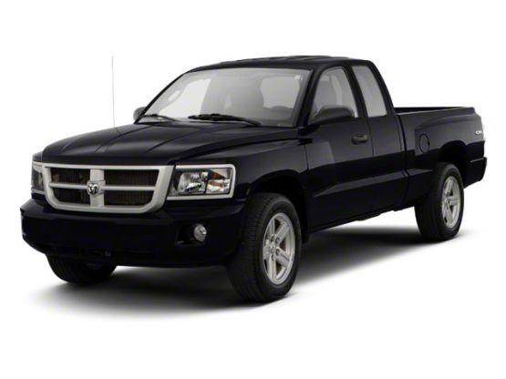 2010DOD006b 640 01 - 2010 Dodge Ram Dakota St Extended Cab 4x4