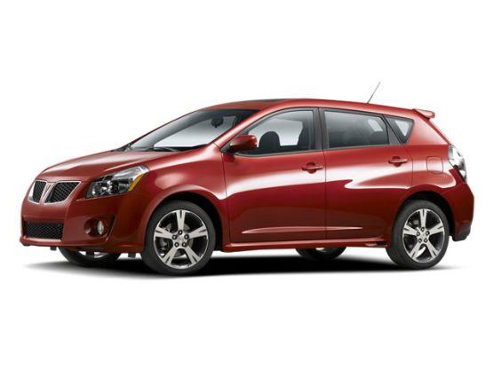 Pontiac Vibe Consumer Reports