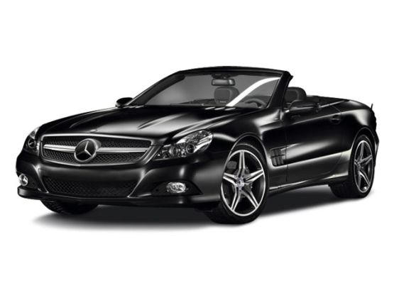 Mercedes-Benz SL 2011