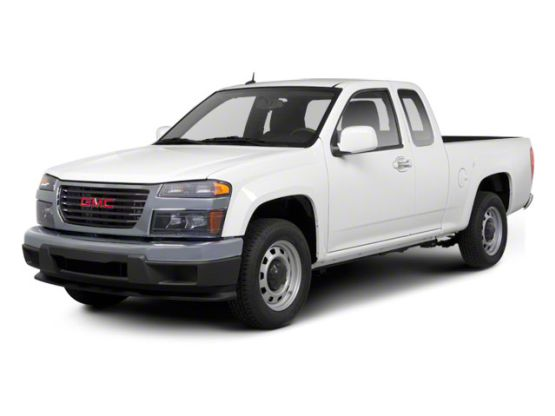 GMC Canyon 2012