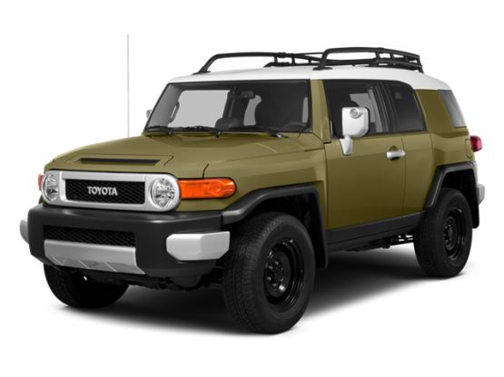Great Toyota FJ Cruiser