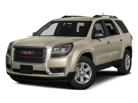 The Acadia Is A Car Based Suv With Three Rows Of Seats And Seating For Seven Or Eight Depending Upon Configuration Second Row