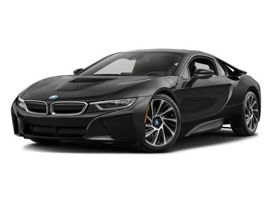BMW i8 2017 coupe