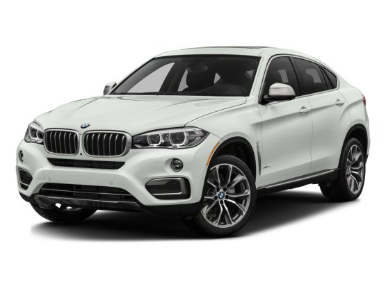 BMW X6 2017 4-door SUV