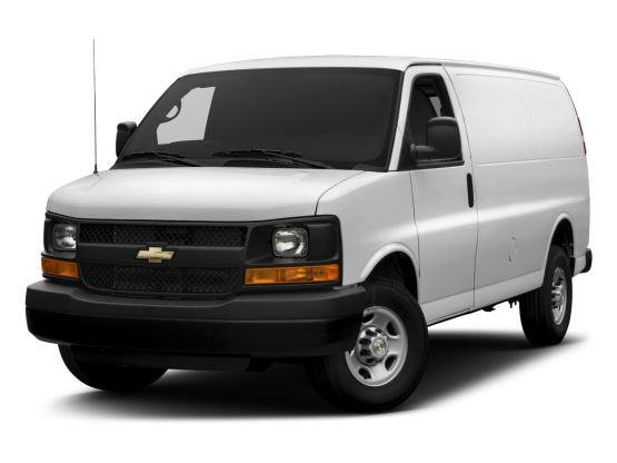 Chevrolet Express 2017 van