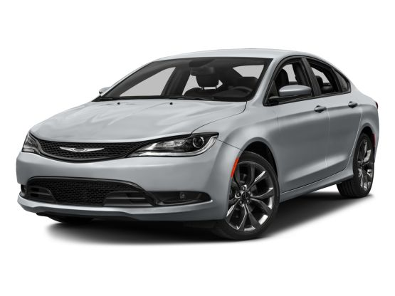 Chrysler 200 2017 sedan