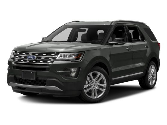 Ford Explorer 2017 4-door SUV