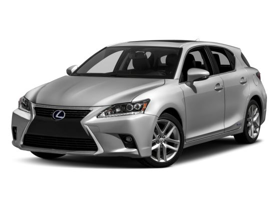 Lexus CT 200h 2017 4-door hatchback