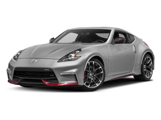 Nissan Z 2017 coupe