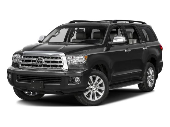 Toyota Sequoia 2017 4-door SUV