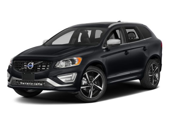 Volvo XC60 2017 4-door SUV