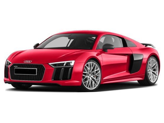 Audi R8 2018 coupe
