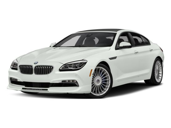 BMW 6 Series 2018 coupe