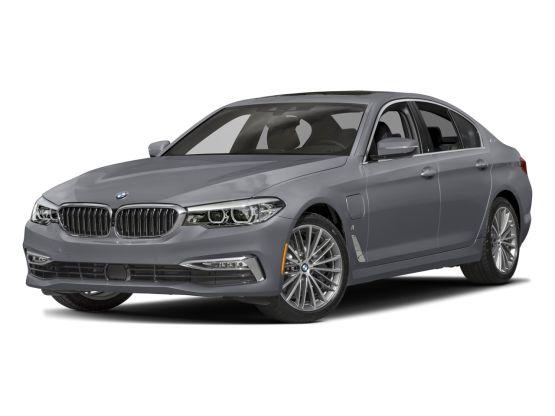 BMW 5 Series 2018 Sedan