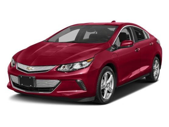 Chevrolet Volt 2018 4-door hatchback