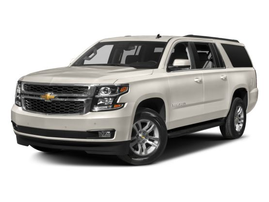 Chevrolet Suburban 2018 4-door SUV