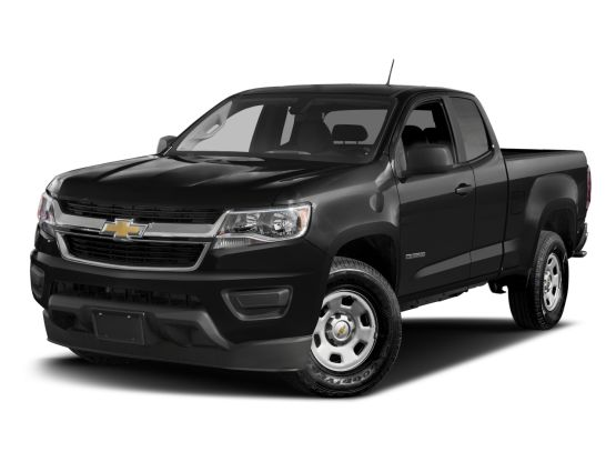 Chevrolet Colorado 2018 crew cab