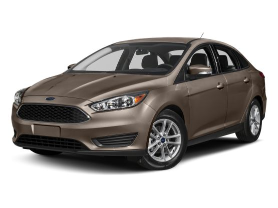 Ford Focus 2018 sedan
